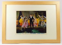 Elvis Presley - Framed 1965 Harem Holiday Lobby Card